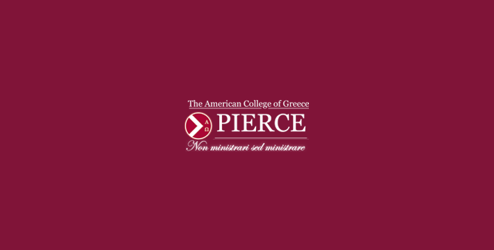 Pierce - The American College of Greece feature image